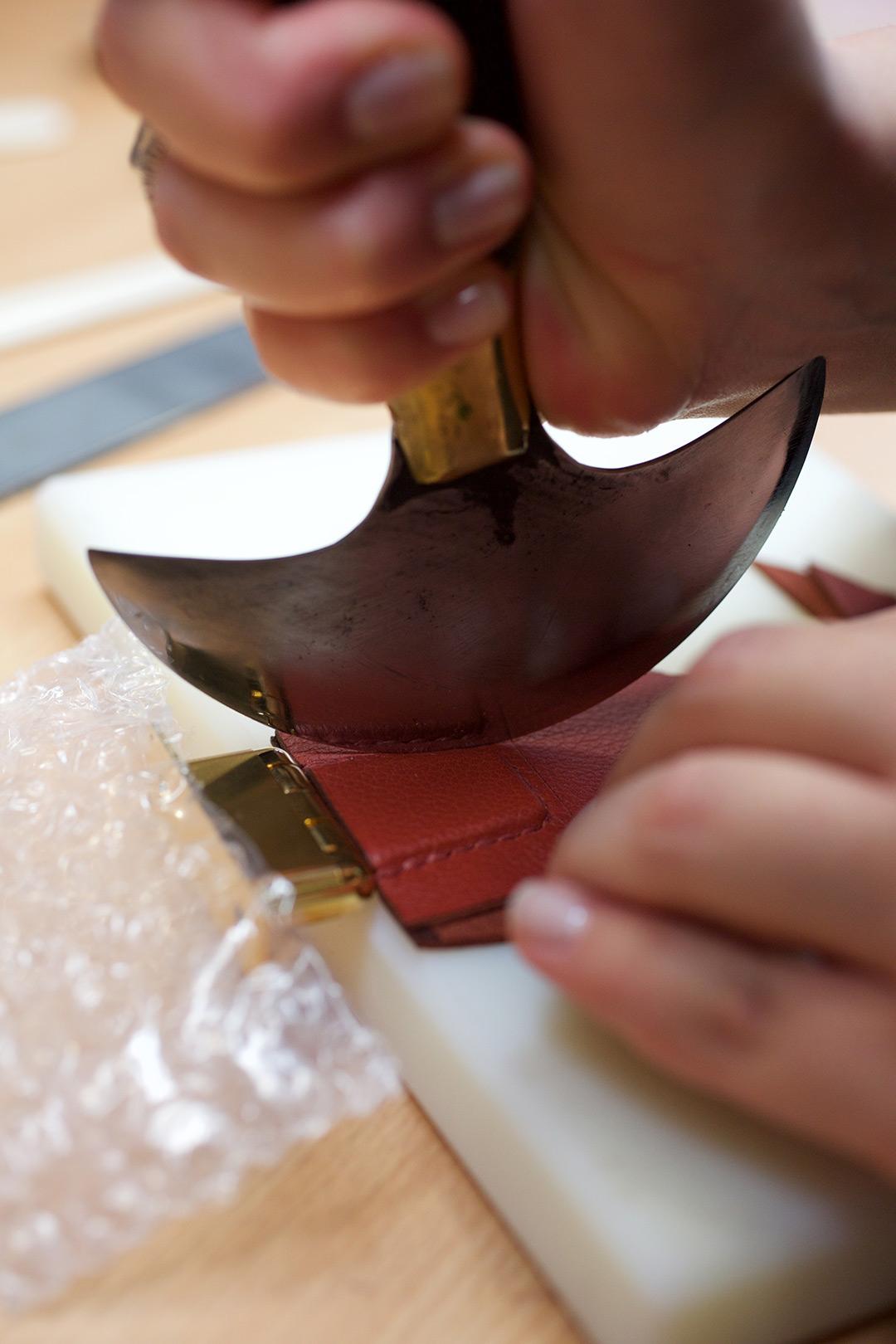 Hermès employeur d'artisans d'excellence