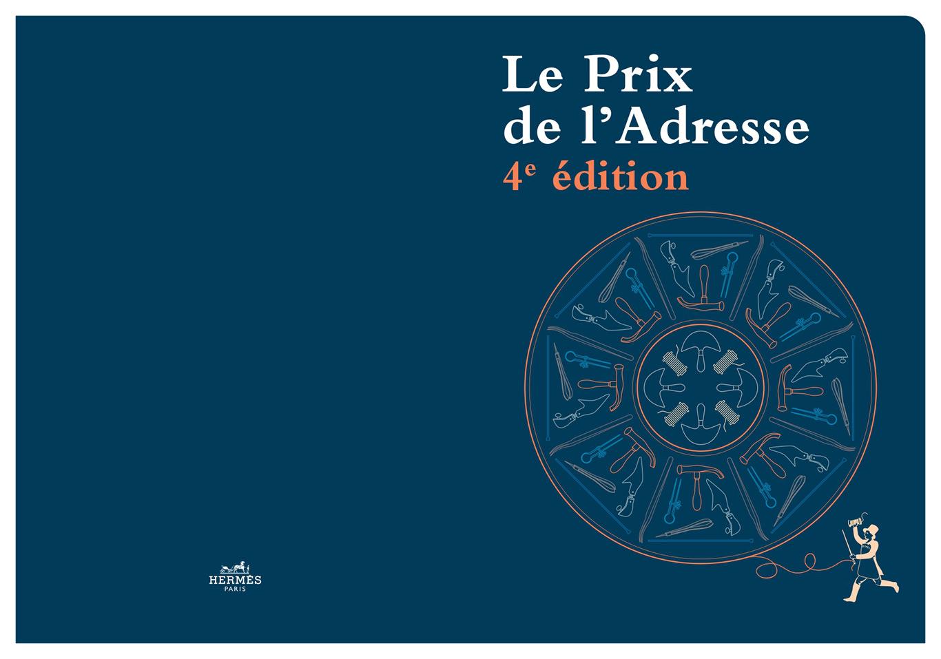 Couverture brochure Prix de l'Adresse 2018