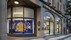 Magasin Hermès Stockholm