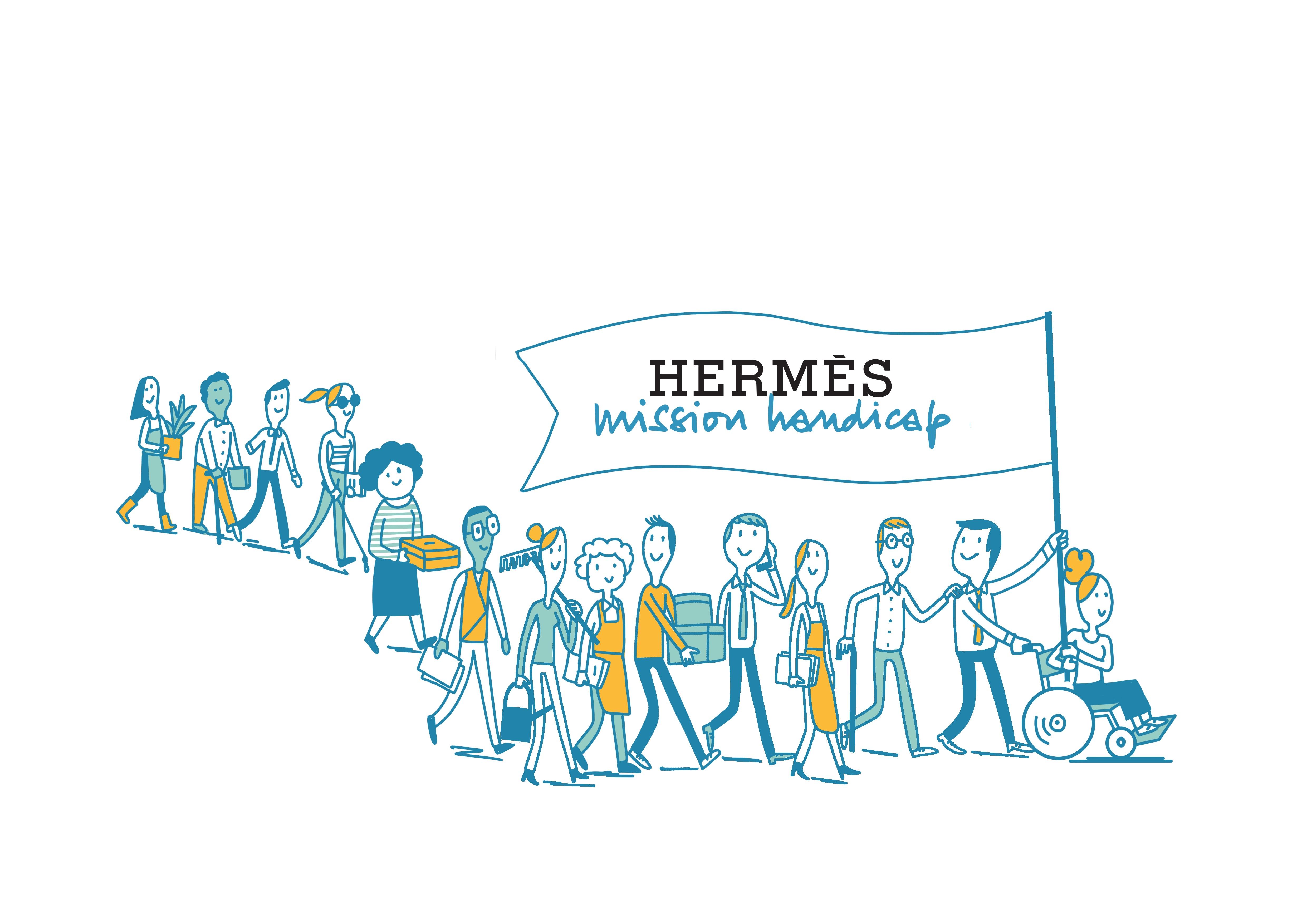 Mission Handicap Hermès